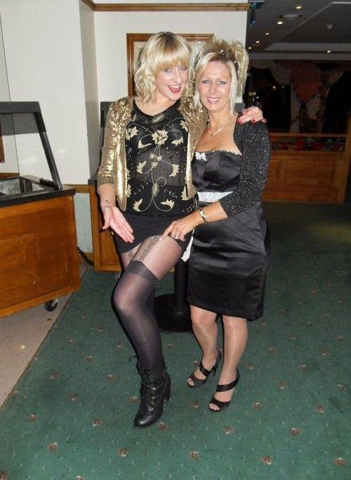 sharing my wife com crossdresser in nylons