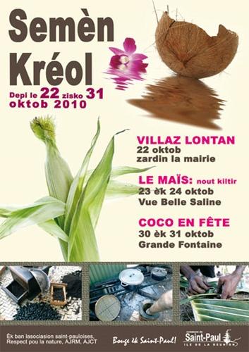 Creole week