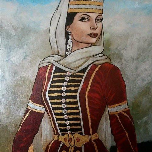 #circassian #adige #abhaz #chechen #osset #dagesthan #karachay-Faruk Kutlu