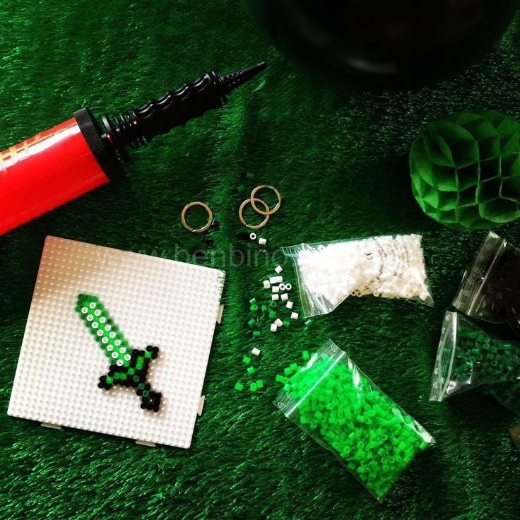 benbino, minecraftparty, minecraft, party, partydecoration, partydekoration, Kindergeburtstag, kidsbirthday,