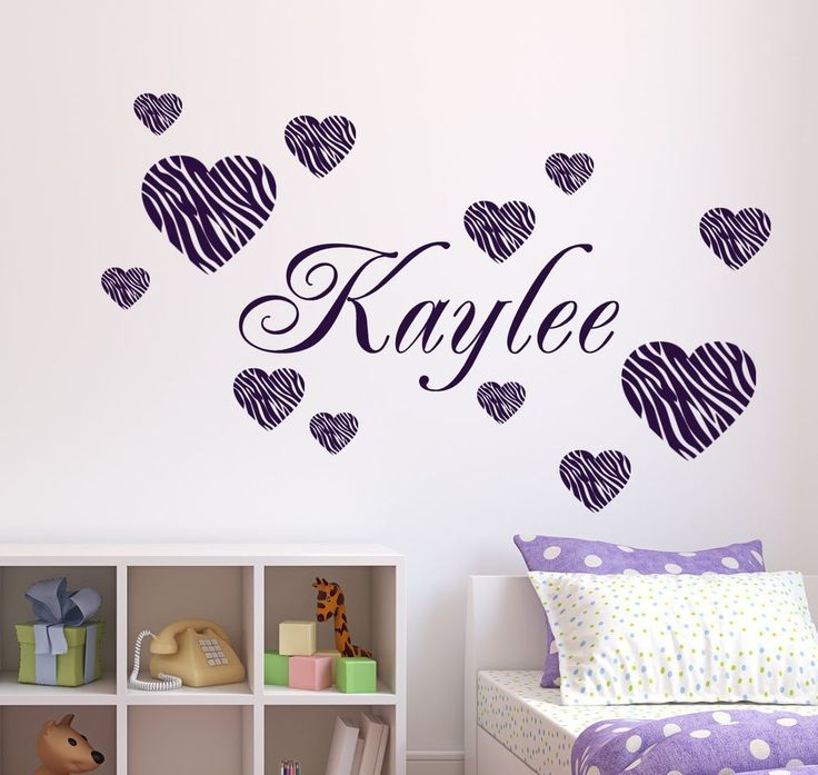 Best Monogram Wall Decals Images On Pinterest Monogram Wall   Custom Made  Vinyl Stickers For Walls