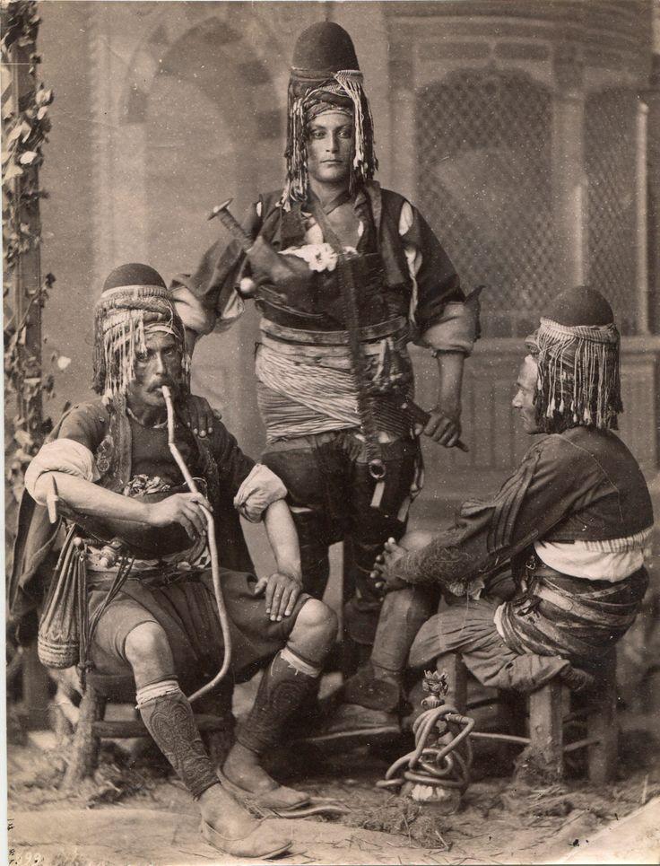 """yingce: """" Ottoman Bachi-bouzouks, Ottoman Empire 1875 """""""