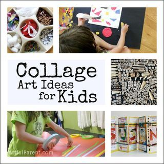 From the Artful Parent website.  Lots of ideas!  Examples:  9+ Artful Science Experiments, Modeling with Playdough Clay & Other Doughs.  Sure sounds like fun & worthwhile activities to share with one's children.