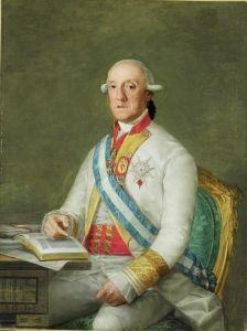 Vincente Maria de Vera de Aragon, Duque de la Roca - Francisco de Goya.  c.1795.  Oil on canvas.  108.3 x 82.5 cm.  San Diego Museum of Art, San Diego CA, USA.