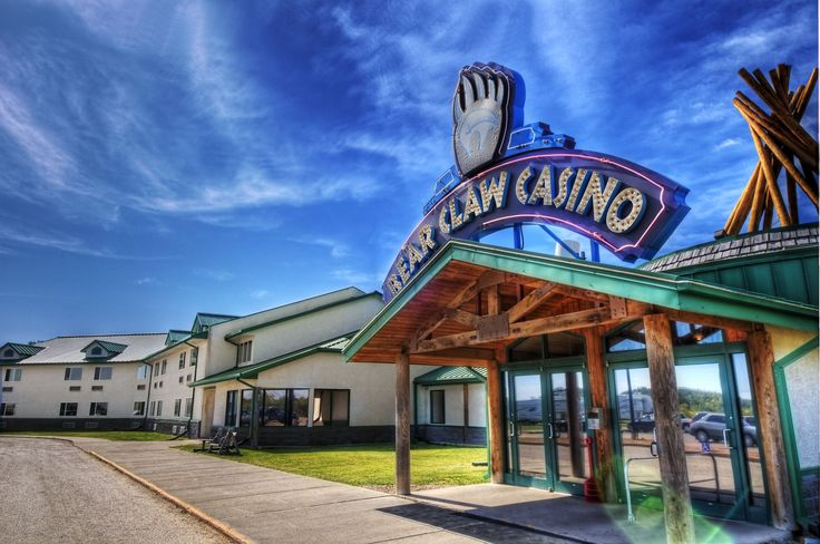 Bear Claw Casino and Hotel near Carlyle, Sk