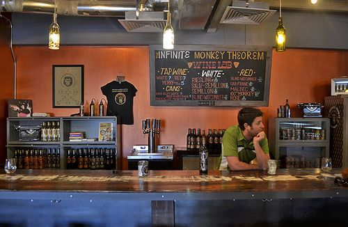 Urban Winery Tour: Infinite Monkey Theorem!