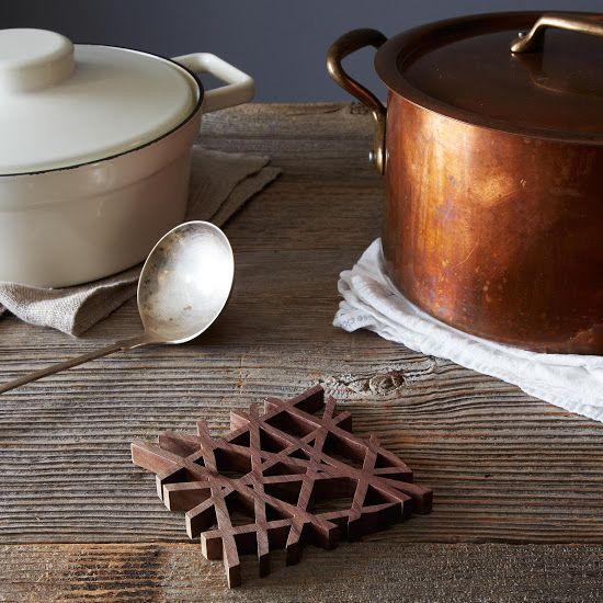 Mid-Century Modern Trivet on Food52: http://f52.co/1aavc86. #Food52