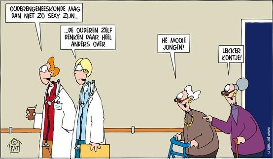 Welk medisch specialisme heeft banen? Ouderenzorg: een mooi vak. http://www.intermediair.nl/weekblad/20130516/#9