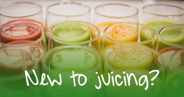 Free Juicing Programme and Quick Start Guide