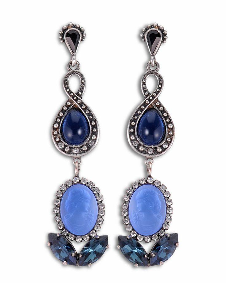 Vicki earrings www.nataliebdesigns.com