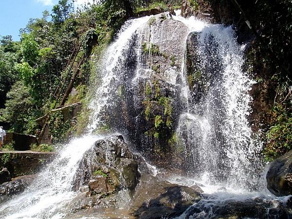 Los Prieto Falls Puerto Rico Waterfalls