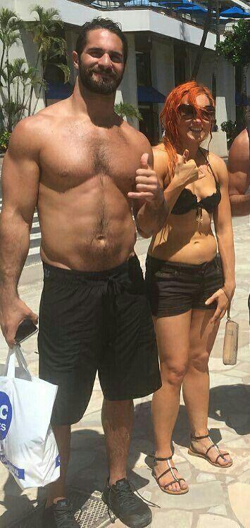 Seth Rollins, Becky Lynch❤ Dick27Ambrose.