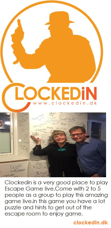 live escape game at clockedindk in copenhagen will ask you to find the hidden