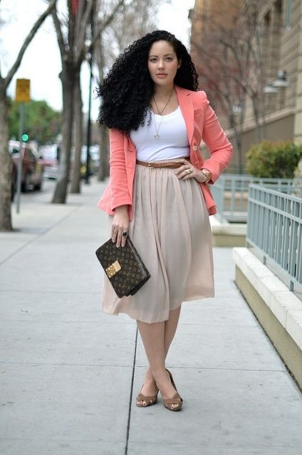Plus Size Work Outfits 5 best outfits