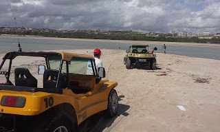Passeio de buggy em Fortaleza: Passeio de buggy em Fortaleza