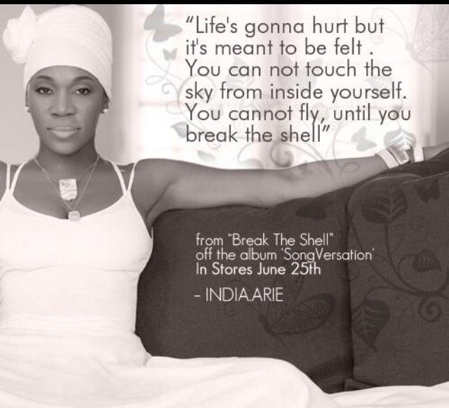 India.Arie Her new album SongVersation is hottt!
