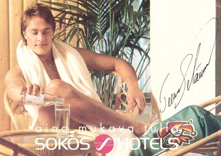 Sokos Hotels (90's)