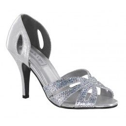 Formal shoes Poise Silver - Touch Ups