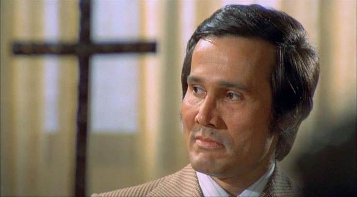 "Henry Silva in ""La mala ordina"" (1972)"