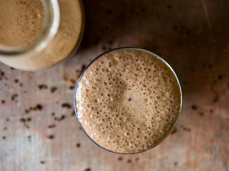 Quick and Easy Not Quite Iced Coffee