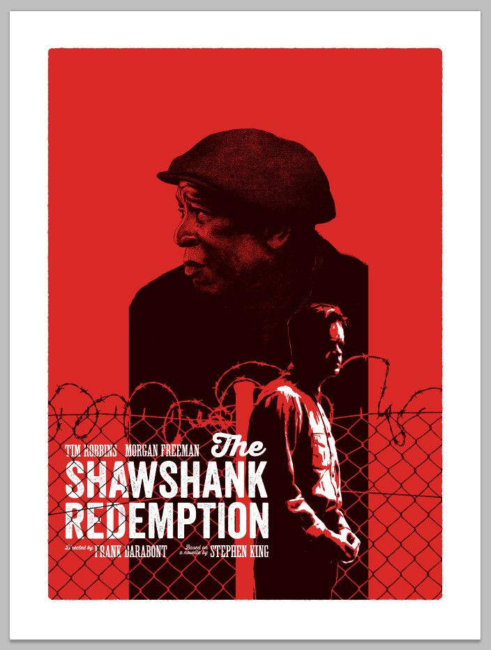 shawshank redemption andy essay Essays from bookrags provide great ideas for the shawshank redemption essays and paper topics like essay view this student essay about the shawshank redemption.