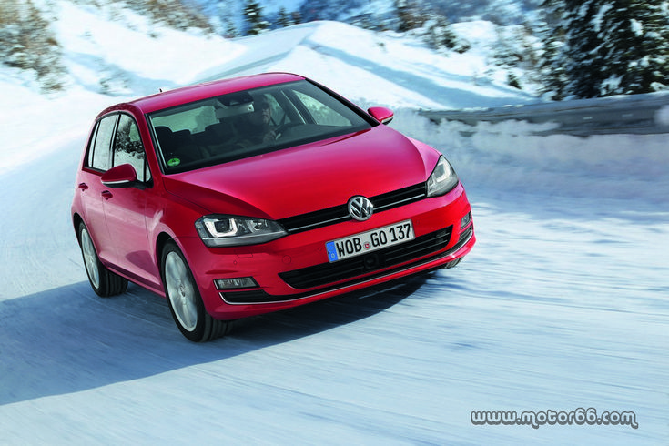 Volkswagen Golf -Car of the Year 2013-
