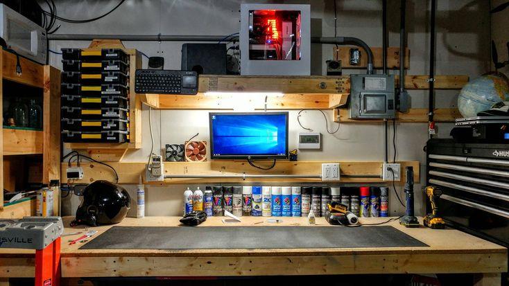 Garage Tinker Station - Imgur