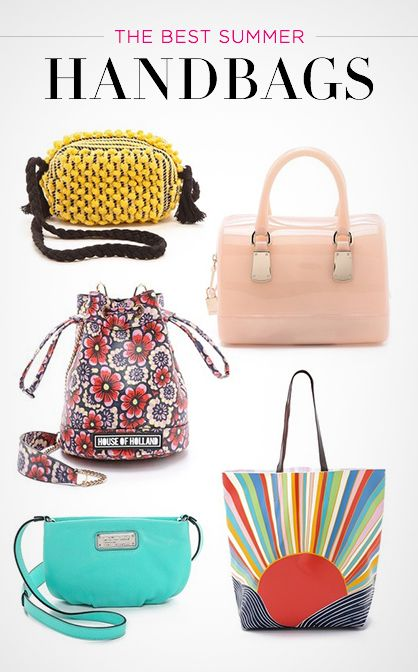 Best Handbags for Summer 2015