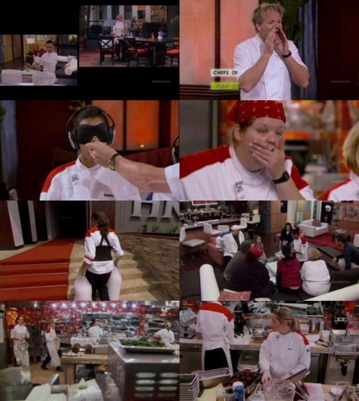 Hell S Kitchen Season  Tanya Steel