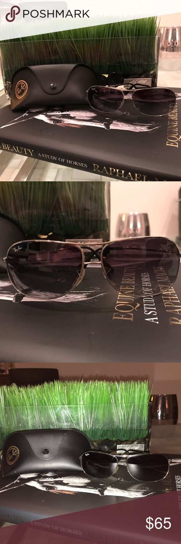 Men's Ray-Bans with case. Men's Ray-Bans with case. Ray-Ban Accessories Sunglasses