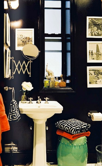 Clever And Unconventional Bathroom Decorating Ideas