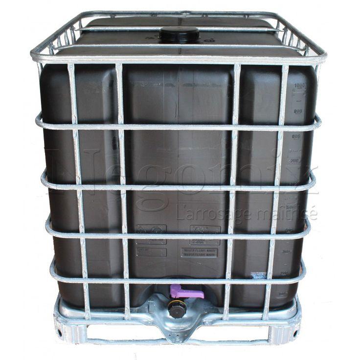 les 25 meilleures id es de la cat gorie cuve eau de pluie sur pinterest recuperateur eau. Black Bedroom Furniture Sets. Home Design Ideas