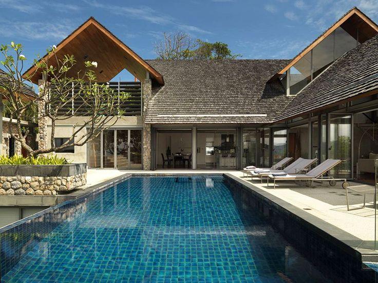 Moderne Thai Design Architektur - 1000+ images about OPIL HOUSING DSIGN  ...