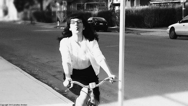 Vivi by Vancouver Cycle Chic, via Flickr
