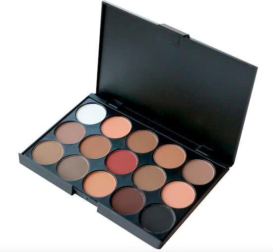 Oogschaduw Palet 15 Colors - Eyeshadow Palette