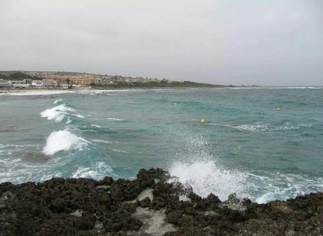 Punta Prima. Menorca