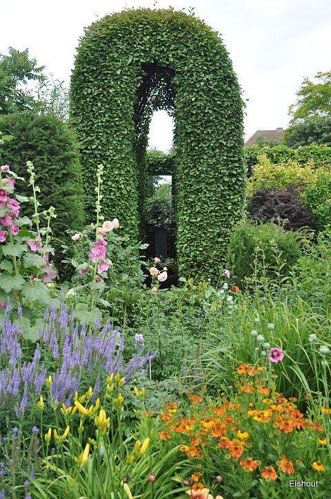 garden arch goede gevoel