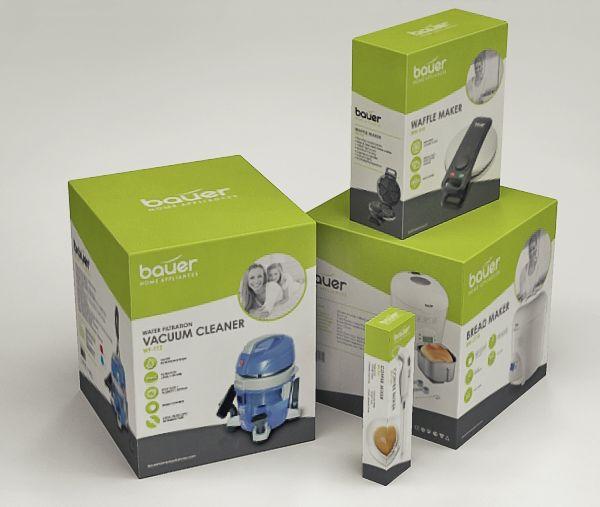 Bauer / Home appliances on Behance