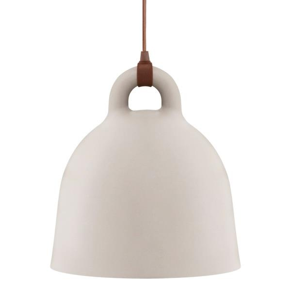 Lampada Bell, grande  Produttore: Normann Copenhagen  Design: Andreas Lund, Jacob Rudbeck: Copenhagen Design, Andrea Lund, Lighting Design, Finnish Design, Belle Lamps, Interiors Design, Lampada Belle, Ceilings Lamps, Cowbel Pendants