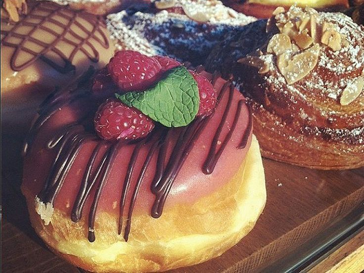One of the best places to score a donut in Los Angeles is from Donut Snob. What started off as a doughnut delivery service can now be found at some of the city's best coffee shops, like G&B in Grand Central Market, or Taza Coffee in Huntington Beach.