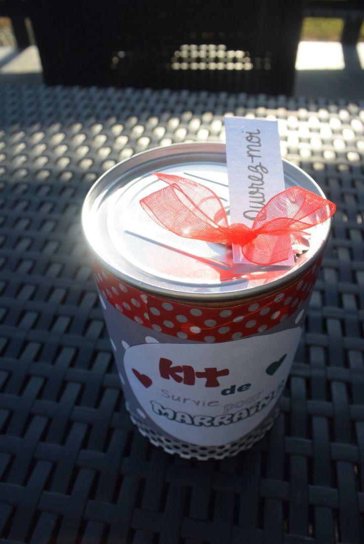 Kit de survie pour marraine  personnalisable  idée cadeau pour demander à être marraine