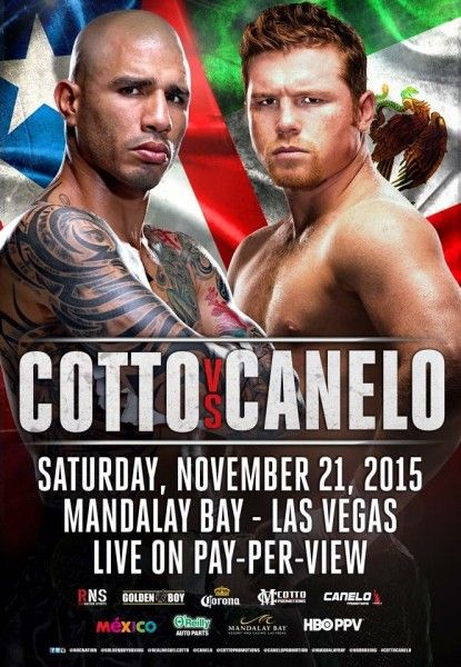 MEXICAN SUPERSTAR CANELO ALVAREZ TO HOSTED AN INTERNATIONAL MEDIA CONFERENCE CALL ON TUESDAY, NOVEMBER 10 COTTO VS. CANELO IS ON NOVEMBER 21 LIVE FROM THE MANDALAY BAY EVENTS CENTER IN LAS VEGAS AN…