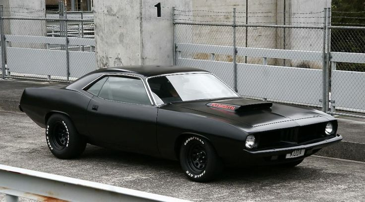 Plymouth Plymouth Barracuda And Cars On Pinterest
