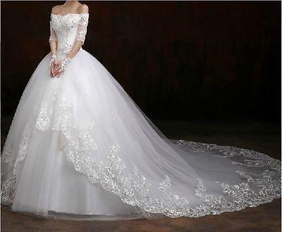 robe de mariée princesse gros volume