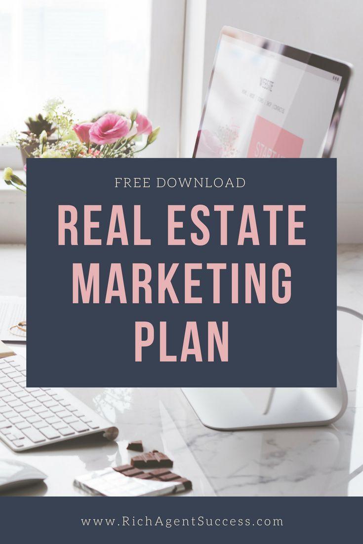 Free download real estate marketing plan Marketing