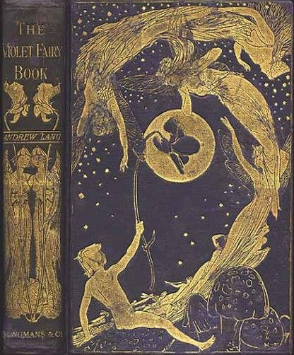 'The Violet Fairy Book', published 1902