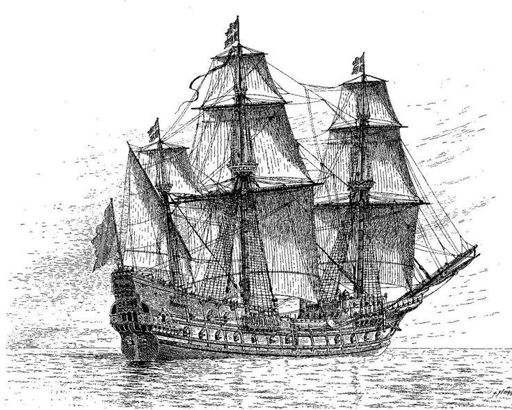 """Swedish ship """"Mars"""""""