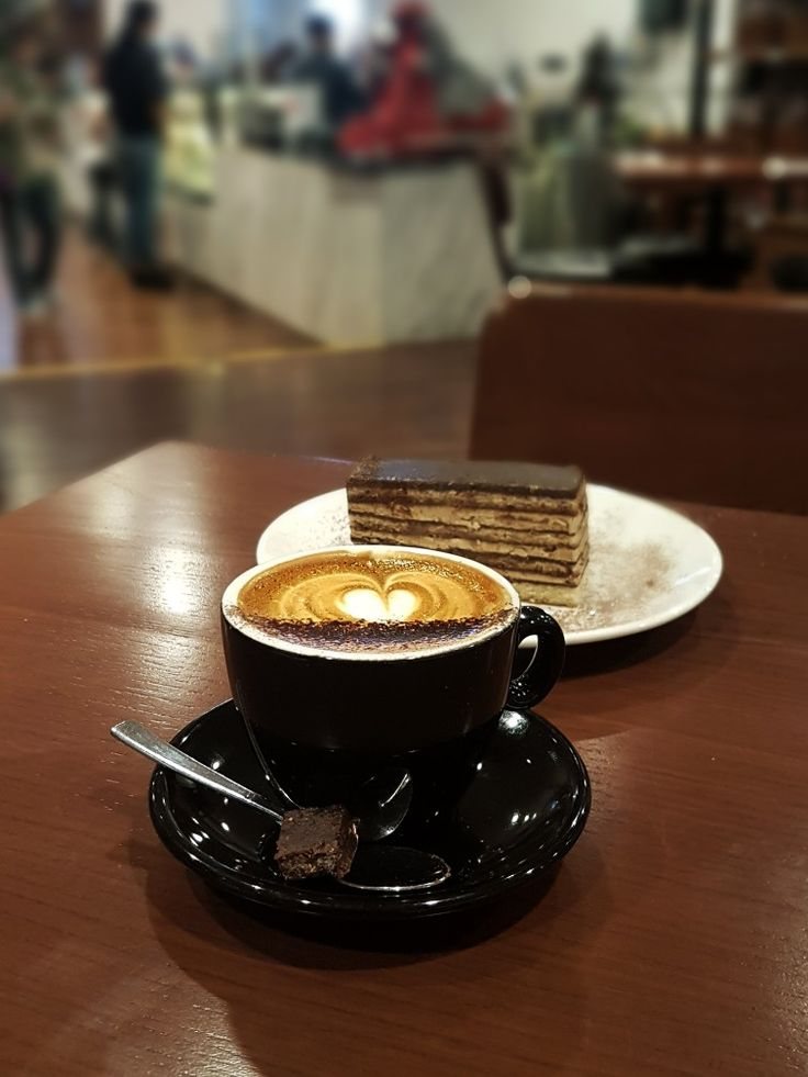 """Cappuccino"", Jones The Grocer, Singapore"