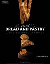 Advanced Bread & Pastry has a unique approach to providing advanced level concepts, techniques and formulas to those aspiring to be professional bakers and professional pastry chefs.