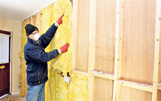 Cavity wall insulation can br an